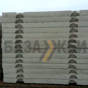 Дорожная плита ПДП 3х1,75-10