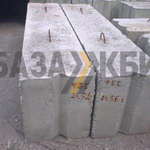 Фундаментные блоки ФБС 24