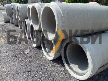 Труба бетонная