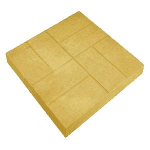 плитка 8 кирпичей желтая