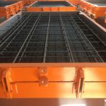 Форма для дорожной плиты