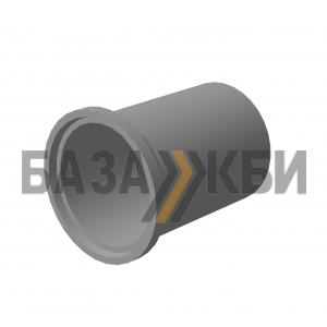 Железобетонная труба раструбная