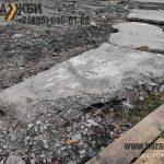 Утилизация дорожных плит