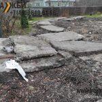 Утилизация бетонных плит
