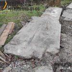 Утилизация изделий из бетона